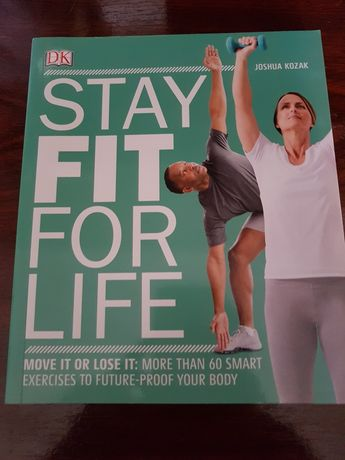Cartea :Stay fit for life