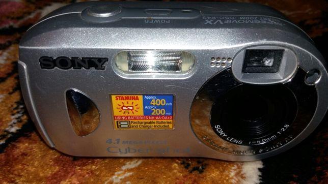 Sony 4,1 megapixeli