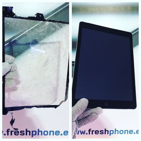 Inlocuire Sticla Touchscreen Tableta iPad!!