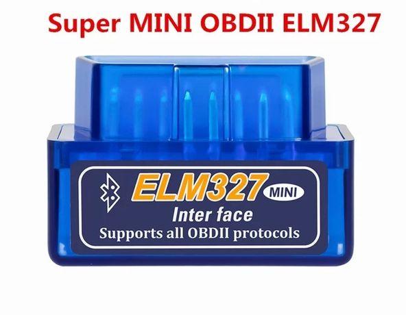 OBD2 ELM327 Model 2020 + Cadou Torque Full Diagnoza Auto Bluetooth