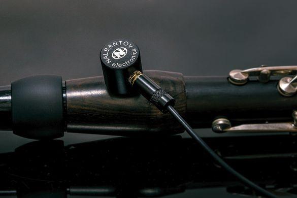 Микрофон Налбантов NCM 621 за кларинет, саксофон, кавал, гайда