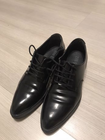 Pantofi Oxford din piele Zee Lane
