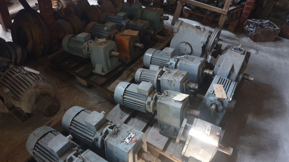 Мотор-редуктор ДРЦСМ 80