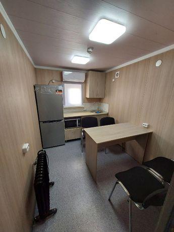 Столовые, душевые, туалеты, офисы, жилые модули, контейнера