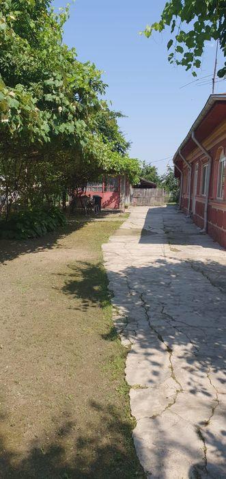 Vand casa 100m2 + teren 3400 m2 Cornetu - imagine 1