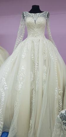 Свадебные платья Узату наряды