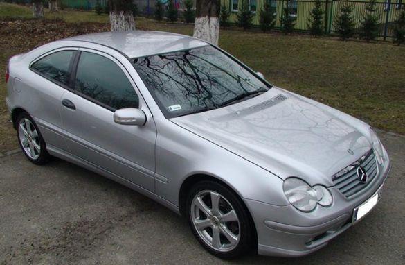 Mercedes C220 CDI хечбек на части