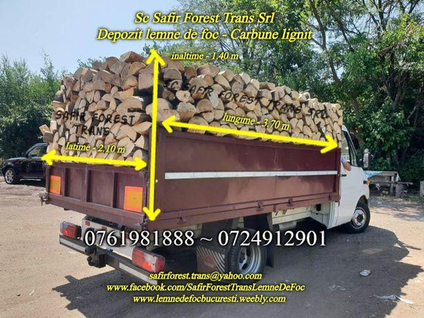 Lemne de foc - Sc Safir Forest Trans Srl - Distribuitor autorizat lemn