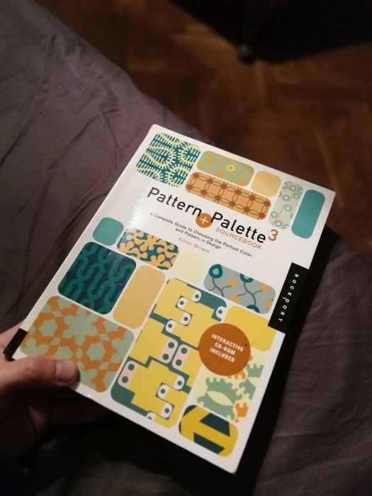 Carte - Pattern and Palette Sourcebook 3 by GILLIAN BLEASE