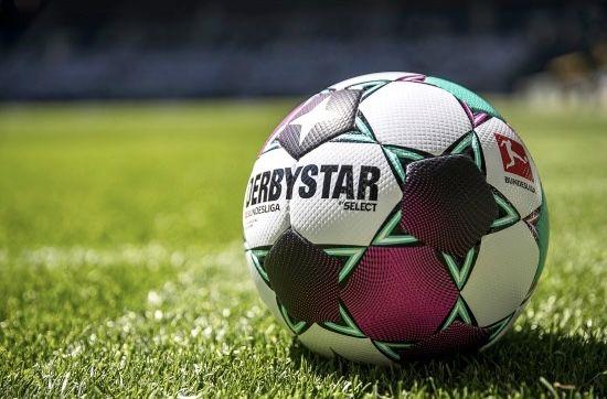 Футбольные мячи derbystar