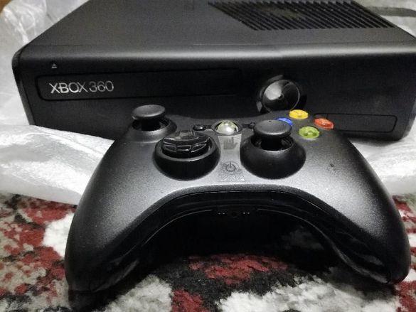 Заменям XBOX 360 слим 4гб+ 20 игри