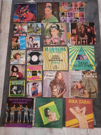 Vinyl-uri muzică si basme