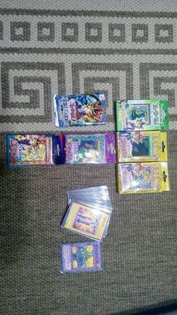 yu-gi-oh ! Carti de joc cartonase de colectie