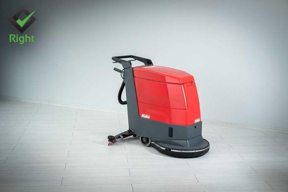 Машина за почистване на под на батерии - Hako 450/530 / ЛИЗИНГ