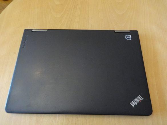 "Таблет и Лаптоп 2в1 Lenovo ThinkPad Yoga 12 - 12.5"" - i5 5300U/RAM 8GB гр. София - image 2"