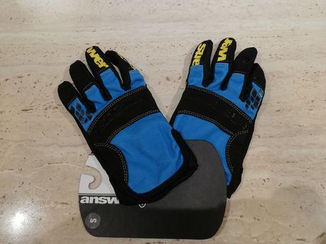 Mănuși full-finger bicicletă/ciclism Answer Enduro Noi S/XL