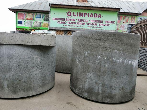 Tuburi beton armat, fantana, podete, tub canalizare pavele-garduri.ro