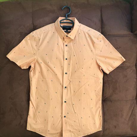 2 ризи с къси ръкави