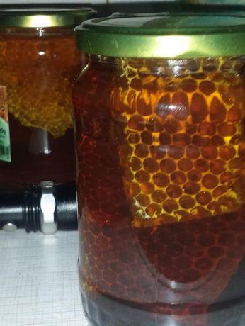 Продавам кестенов пчелен мед