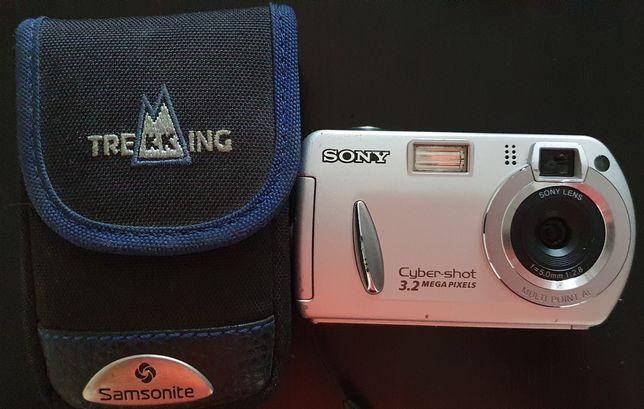 Aparat foto digital Sony Cyber-shot DSC-P32