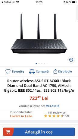 Router Wireless RT AC660U B1