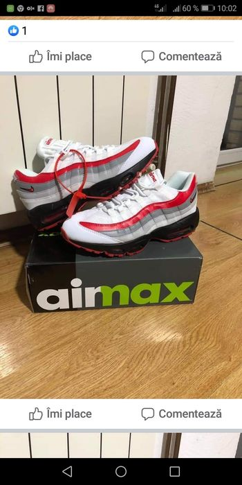 Nike air max 95 Deta - imagine 1