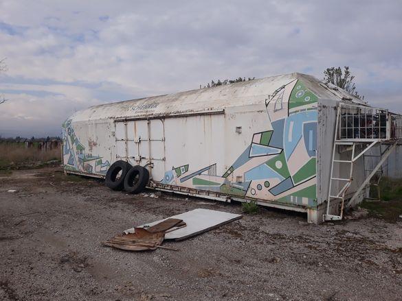 Хладилен фургон 13 метра на 3 широк