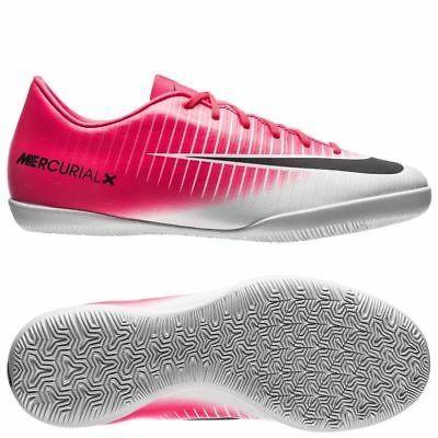 Стоножки Nike Mercurial X Pink