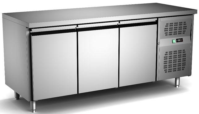 Morgan GmbH - Masa congelare 3 usi -18°C/ -22C° (1800x700x850 mm)