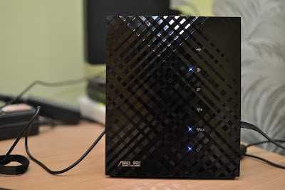 Wi Fi рутер ASUS RT-N56U Black Diamond