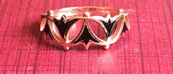 Златен руски пръстен
