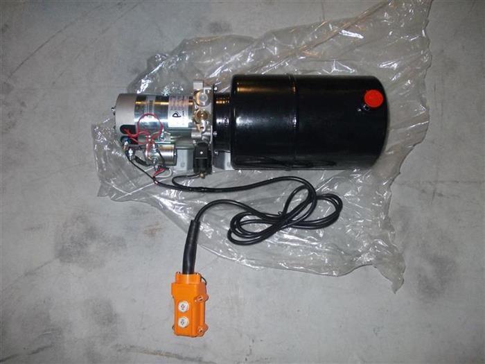 pompa basculare,unitate basculare 12-24 vdc ford nissan iveco Deva - imagine 1
