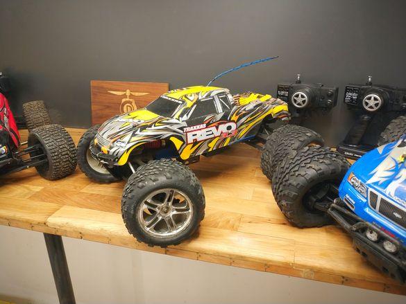 RC nitro models   RC нитро модели    количка с дистанционно