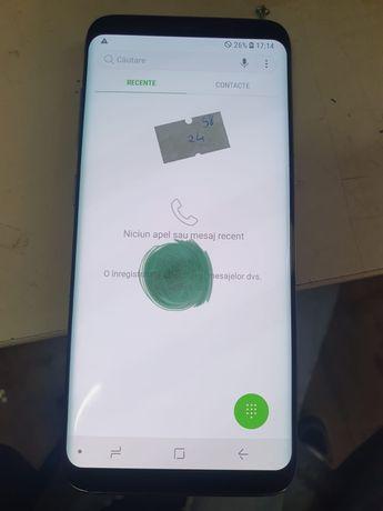 Display original samsung s8 Cu touchscreen si rama Garantie Montaj 50