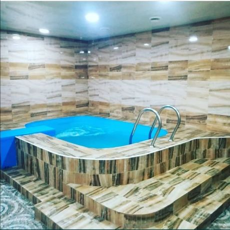 Элитная баня сауна Аксу