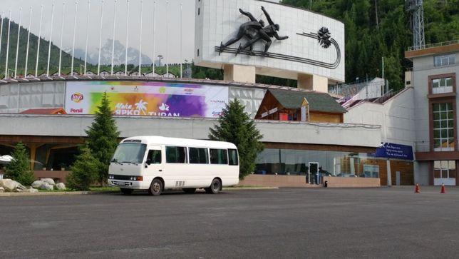 Пассажирские перевозки Автобусы 28мест