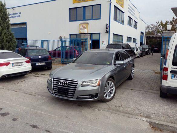 Audi A8 4,2 fsi