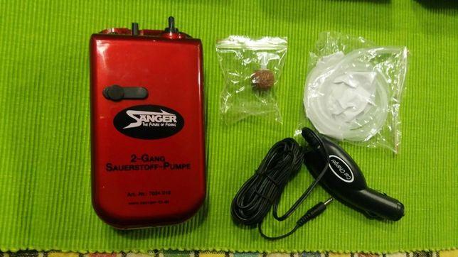 Vibrator portabil -Pompa aer pentru transportul pestilor vii