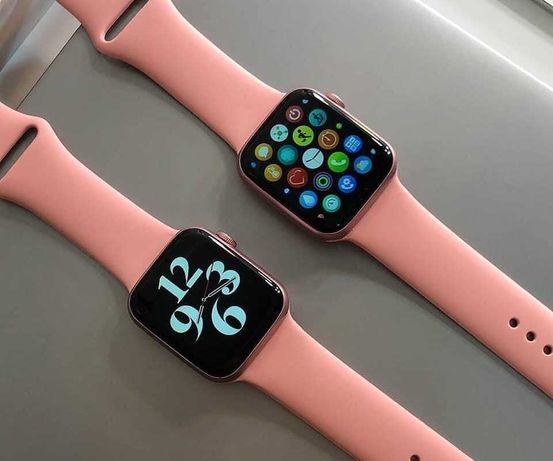 NEW! Apple Watch Series 6 LUX / Смарт Часы /Smart Watch HW22