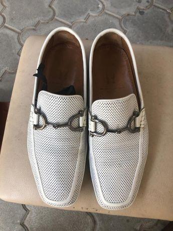 Итальянские мужские туфли
