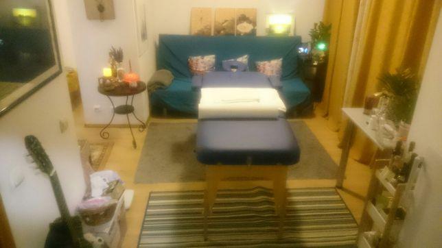 Masaj somatic plus( terapie, relaxare, aromoterapie)calificare