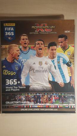 Panini Adrenalyn XL FIFA 365 2015-16 set cartonase si limited edition