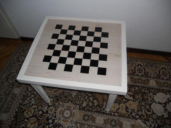 Шах-маса сгъваема