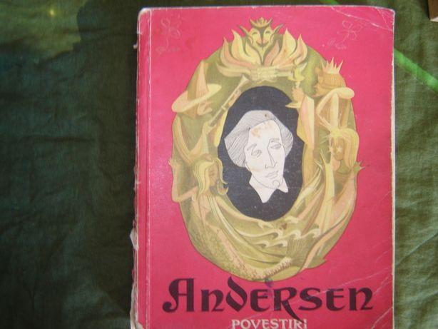 Andersen-Povestiri,editura Tineretului 1968