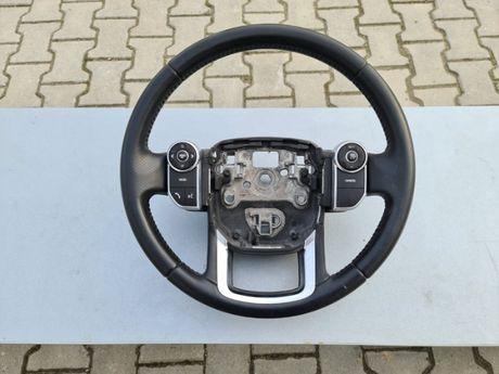 Volan Piele perforata Range Rover Sport 2014-2018