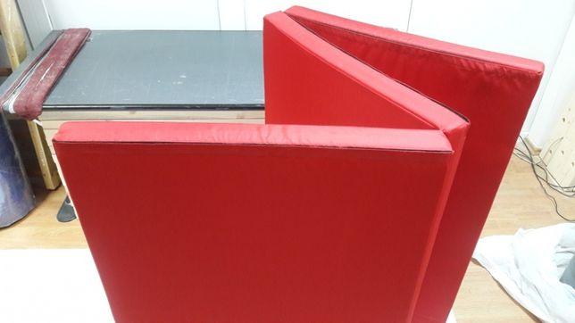 Saltea gimnastica pliabila 200x60x3 cm