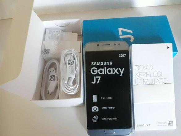 Продавам чисто нов Samsung J7 2017.