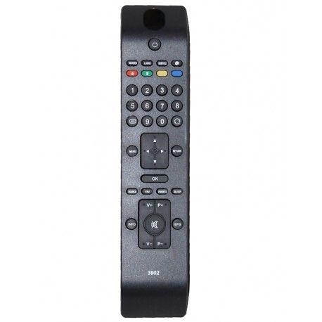 RC3902 Telecomandă pentru LCD VESTEL, LUXOR, FINLUX