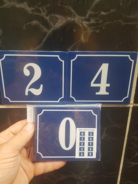 Cifre autocolante Bucuresti - imagine 1