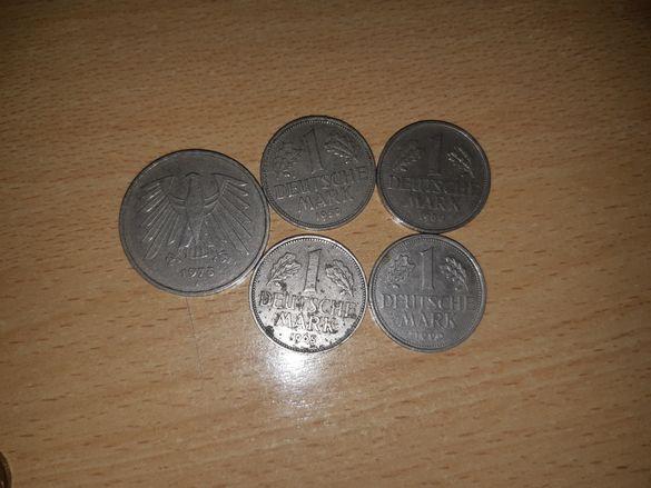 Лот германски марки